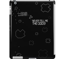 Astro-Wars! iPad Case/Skin