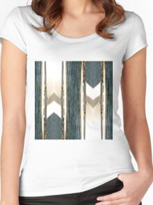 151 SailBoat Women's Fitted Scoop T-Shirt