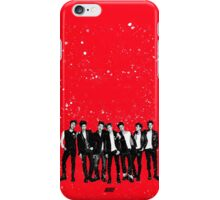 iKON 'Welcome Back' Red iPhone Case/Skin