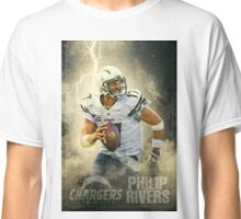 Philip Rivers of the San Diego Chargers Classic T-Shirt