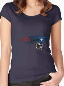 The Patriotator Women's Fitted Scoop T-Shirt