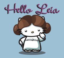 Hello Leia Kids Clothes