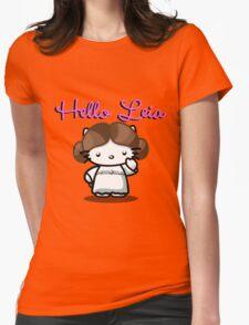Hello Leia T-Shirt