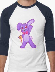 Bunny Time! Men's Baseball ¾ T-Shirt