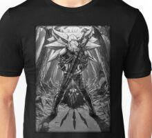Geralt on the road Unisex T-Shirt