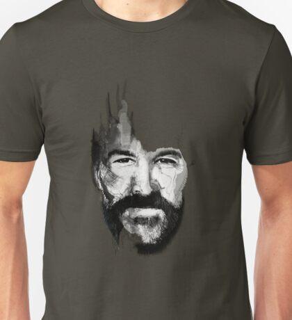"David Willersdorf ""The Face"" Unisex T-Shirt"