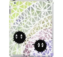 Cute Soot Sprites iPad Case/Skin
