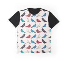 Birds Birds Birds! Graphic T-Shirt