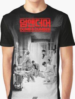 iKON 'Dumb & Dumber' Graphic T-Shirt