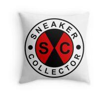 Sneaker Collector- Flu- Game Throw Pillow