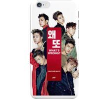 iKON 'What's Wrong?' iPhone Case/Skin
