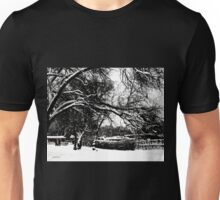 Santa Fe Snow Day Unisex T-Shirt