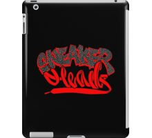 Sneakerheads- Cement iPad Case/Skin
