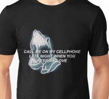 Hotline Bling Lyrics Unisex T-Shirt