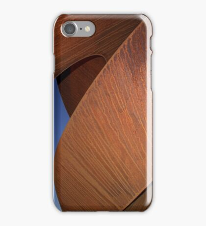 Curves At Twilight iPhone Case/Skin