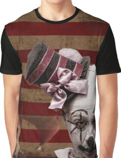 Welcome to the Freakshow Graphic T-Shirt
