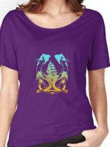 mermaids Women's Relaxed Fit T-Shirt