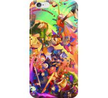 Smash Bros Family iPhone Case/Skin