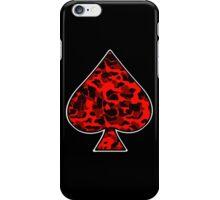 YUNG SPADE iPhone Case/Skin