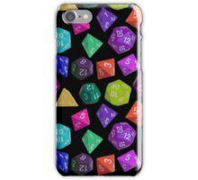 Dice Roll iPhone Case/Skin
