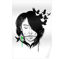 Girl Portrait - 5 Poster