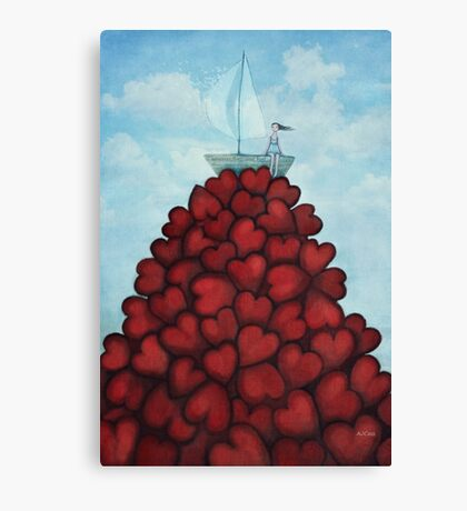 Whatever floats your boat Canvas Print