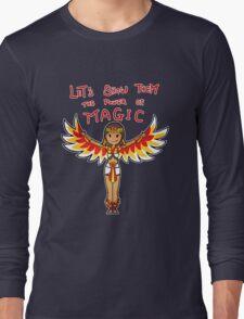 Smite - Power of Magic (Chibi) Long Sleeve T-Shirt