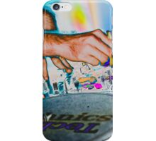 Hard at work or is it play? iPhone Case/Skin