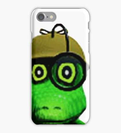 Detective Henry iPhone Case/Skin