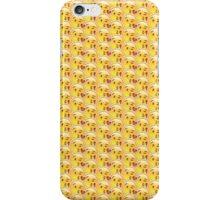 Kiss Emoji Pattern iPhone Case/Skin
