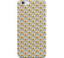 Shock Emoji Pattern iPhone Case/Skin