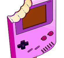 Pink Sherbet Gameboy by alakaprazolam