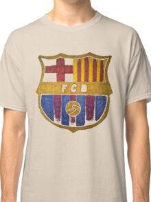 barcelona watercolor Classic T-Shirt