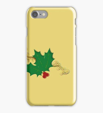 Supportive Holly iPhone Case/Skin