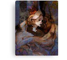 A Stroke of Steampunk Canvas Print
