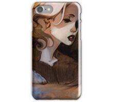 A Stroke of Steampunk iPhone Case/Skin