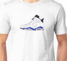 J6 - Sports Blue Unisex T-Shirt