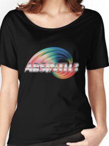 Official Absinth3 Merchandise!  Women's Relaxed Fit T-Shirt