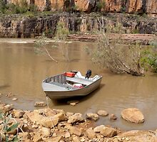 Katherine Gorge, Northern Territory, Australia by Kay Cunningham