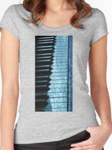 Strange Reflections Women's Fitted Scoop T-Shirt