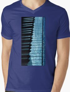 Strange Reflections Mens V-Neck T-Shirt
