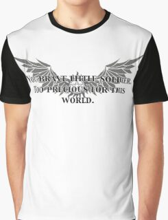 Supernatural- Too Precious For This World Graphic T-Shirt