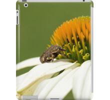 Bug on a flower iPad Case/Skin
