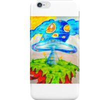 mushroom from heaven iPhone Case/Skin
