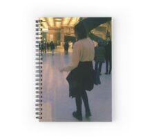 Musée du Louvre Spiral Notebook
