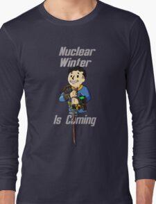 IT'S COMING... Long Sleeve T-Shirt
