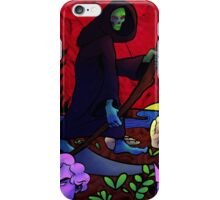 death iPhone Case/Skin
