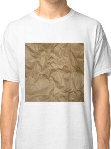 BROWN PAPER Classic T-Shirt