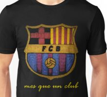 Barcelona Oil Color Unisex T-Shirt