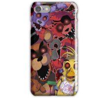 Welcome to Freddy Fazbears iPhone Case/Skin